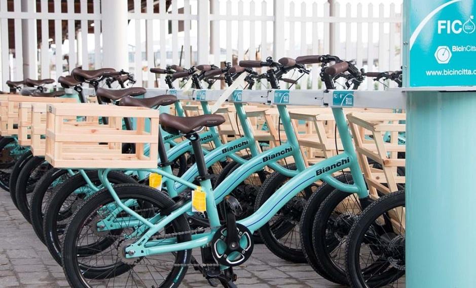 イータリーワールド(FICO)でビアンキの自転車を借りよう!レンタル方法、駐車方法を詳しく紹介します